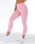 7/8 Touch Tights - Pastel Pink