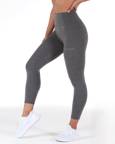7/8 Touch Tights - Graphite