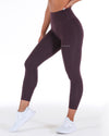 7/8 Touch Tights - Sangria