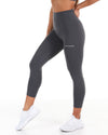 7/8 Touch Tights - Slate Grey
