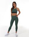 Strike Sports Bra - Forest