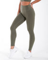 Aura Leggings - Khaki