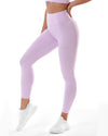 7/8 Touch Tights - Pastel Purple