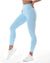 7/8 Touch Tights - Pastel Blue