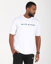 Oversized Speed Tee - White