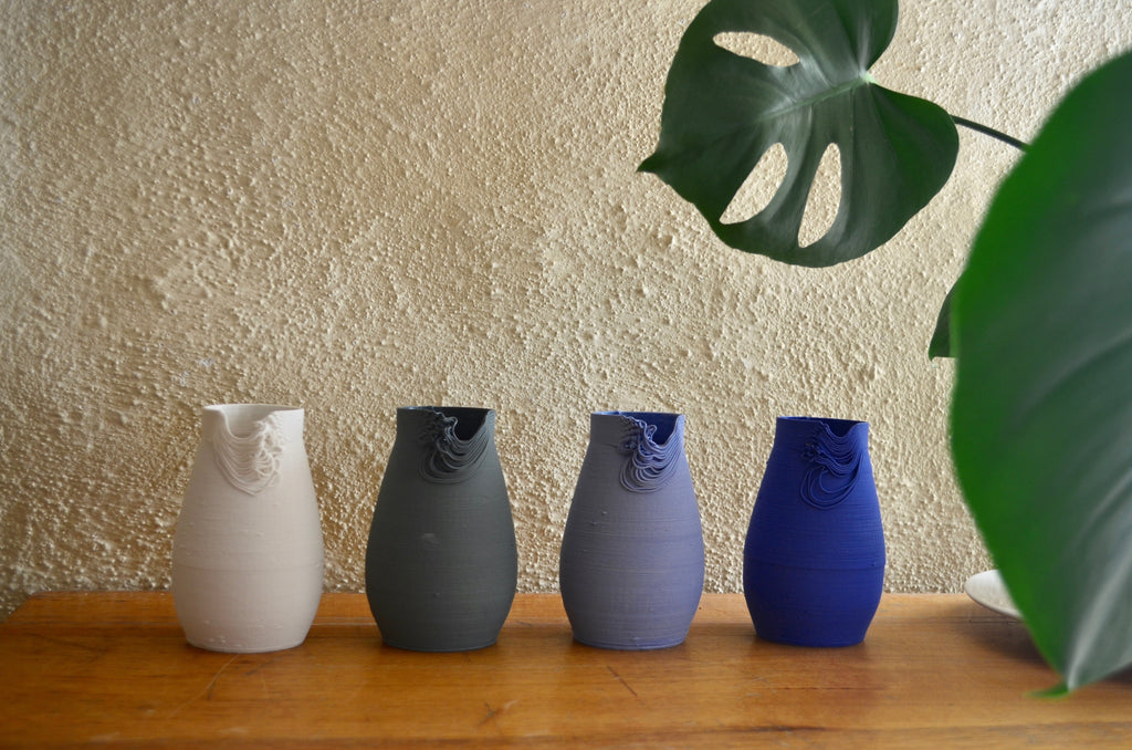 3D printed ceramics pottery Singapore