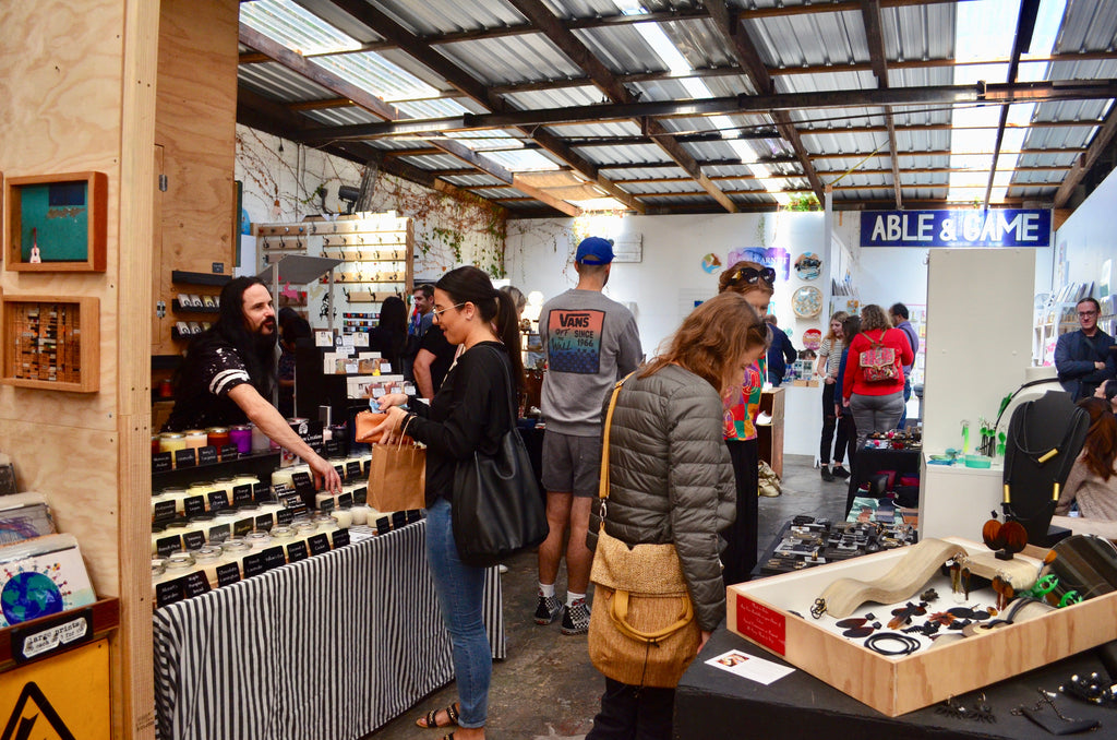Rose St Artists' Market Fitzroy Melbourne | Eat & Sip Singapore