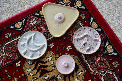 Ring dishes | Handmade pottery ceramics Singapore