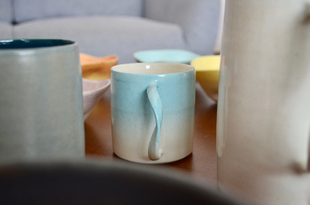 Pottery studio shop Singapore | handmade ceramics Omelet Trees Studio