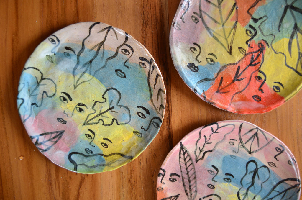 Singapore handmade tableware - Bali ceramic studio
