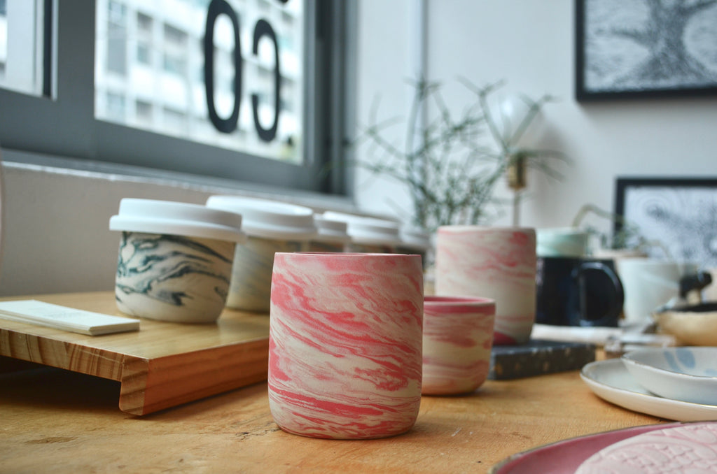 Handmade ceramics in Singapore | Terra & Ember