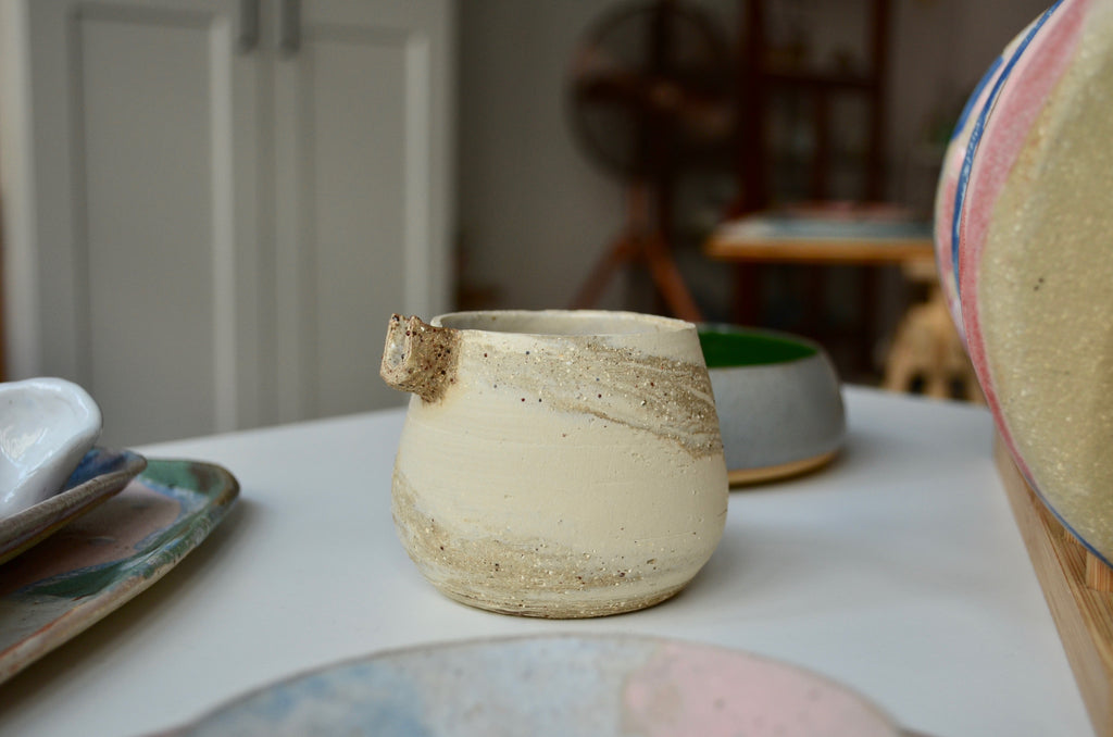Wheel thrown ceramics in Singapore | handmade pottery Terra & Ember