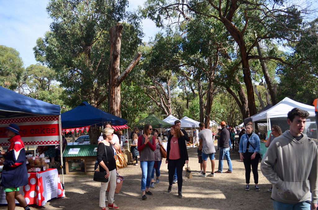 Eat Sip Field Trip | Emu Plains Market, Day trip from Melbourne, Australia