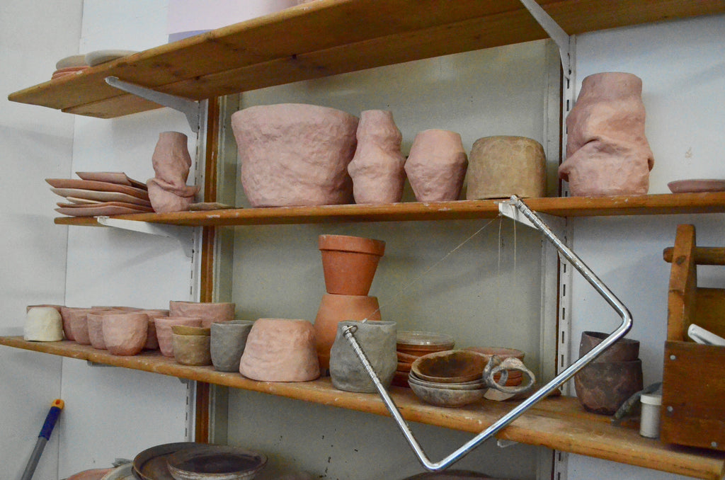 Benna co handmade pottery ceramics studio