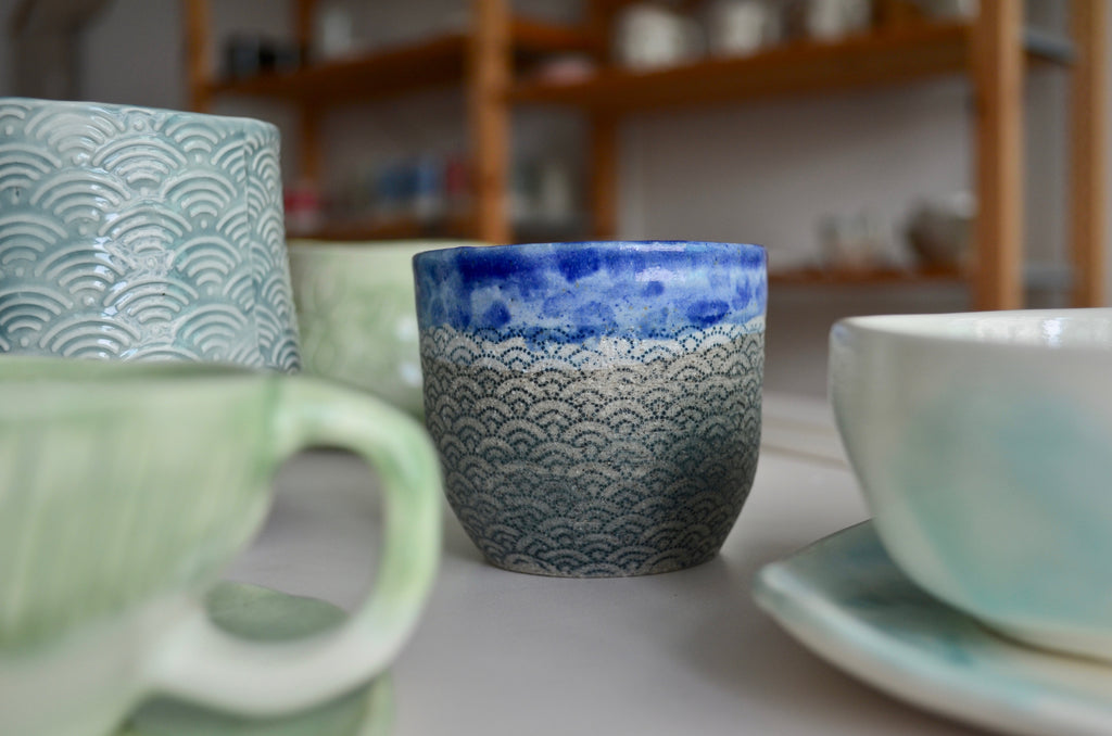 handcrafted ceramics, made in Singapore