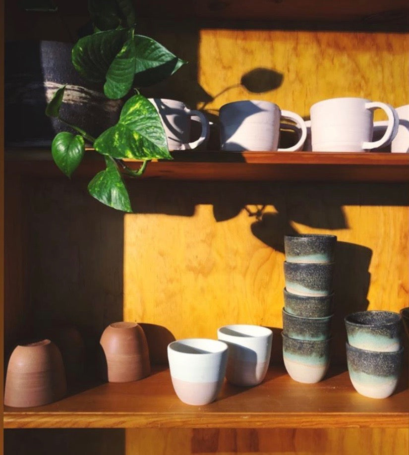 Australian ceramics handmade | Eat & Sip pottery tableware Singapore