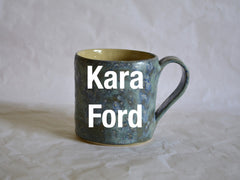 Handcrafte tableware Singapore - Kara Ford