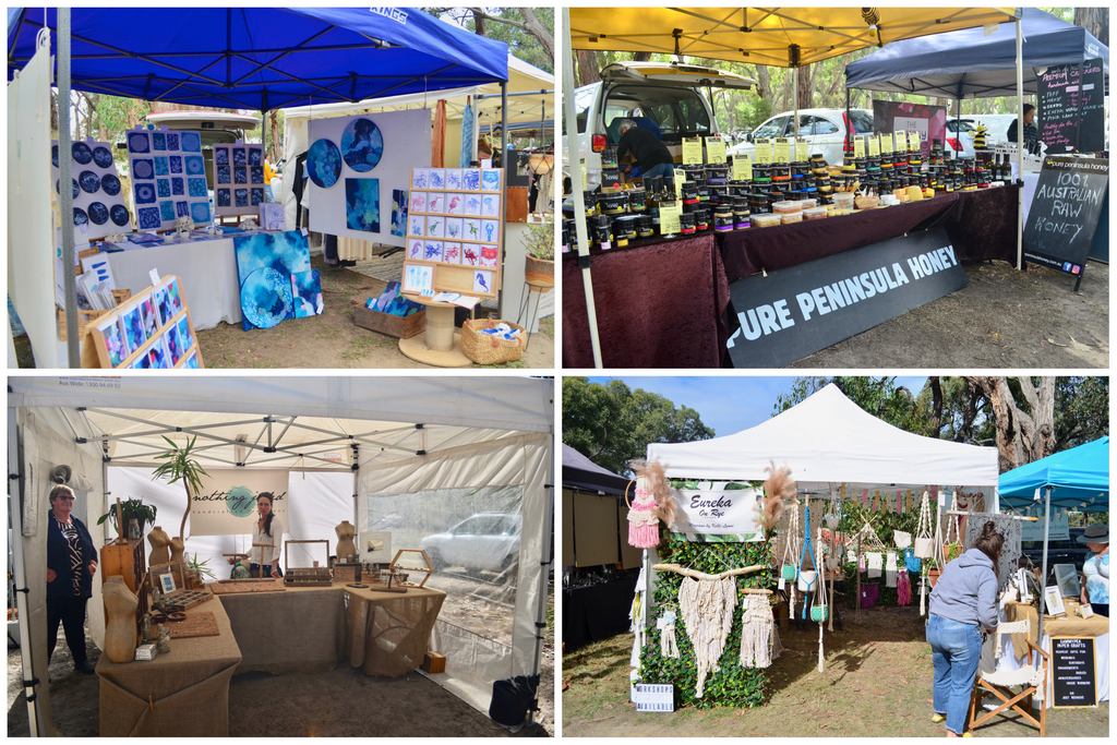 Emu Plains Market Australia | Handmade journal Singapore