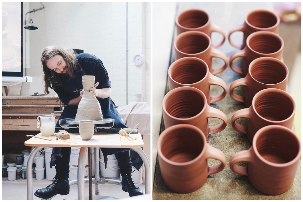 Florian Gadsby | Handmade ceramic tableware shop Singapore - Eat & Sip