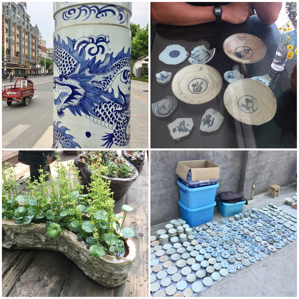 Porcelain capital - Jingdezhen, China | Eat & Sip ceramics field trip
