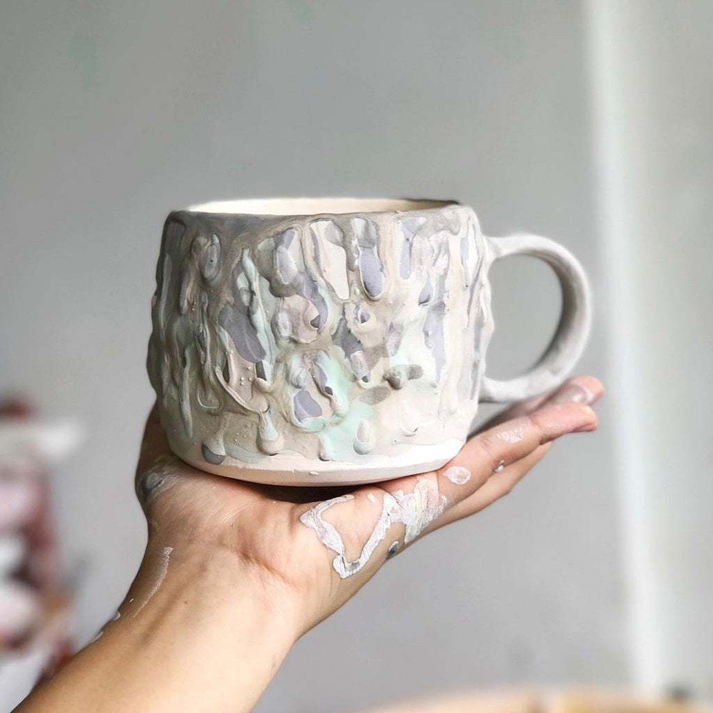 Ummuramics pottery mug, handmade ceramics in Singapore