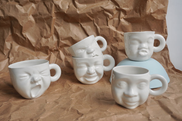 Handmade ceramic cup | Unique housewarming gifts