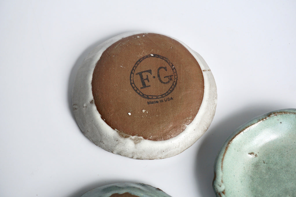 Handmade pottery Singapore Facture Goods