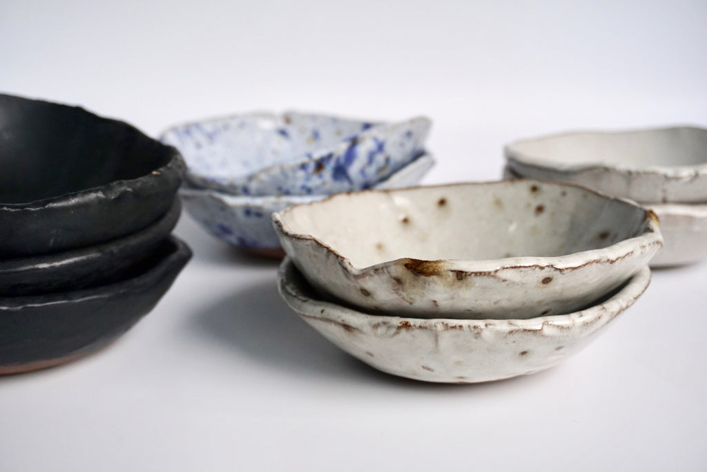 Handmade pottery Facture Goods Singapore - Ceramics Eat & Sip