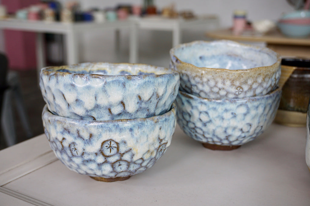 Handmade ceramic bowl Esther Ng - Eat & Sip Singapore