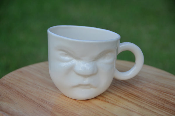 The Tableware curators - Ceramic handmade sculpture mugs in Singapore