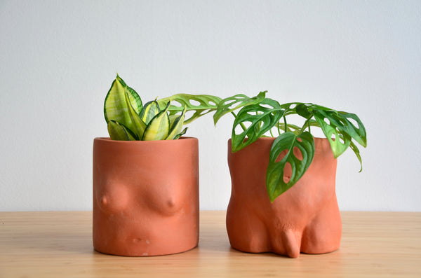 Group Partner plant pot singapore - Eat & Sip