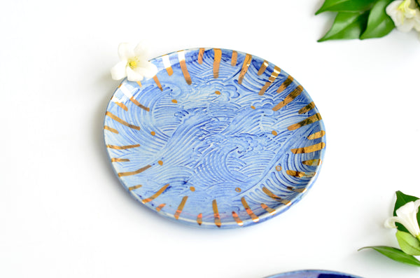 Handmade wave tableware Singapore | The Tableware Curators