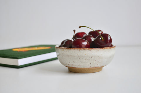 Wheel thrown ceramics | pottery tableware in Singapore