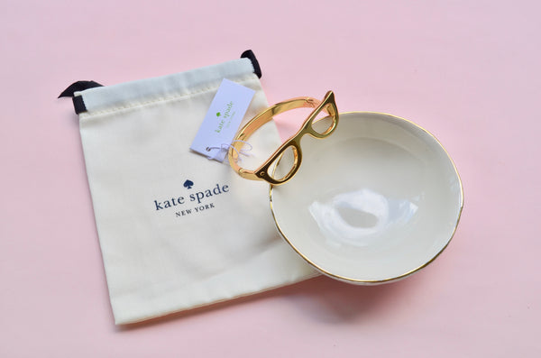 Kate spade accessory handcrafted bowl gift set - Eat & Sip Singapore