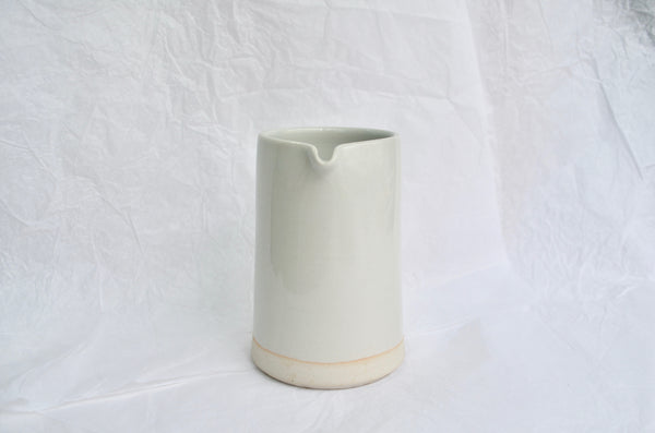 Handmade ceramic pitcher | Eat & Sip Singapore