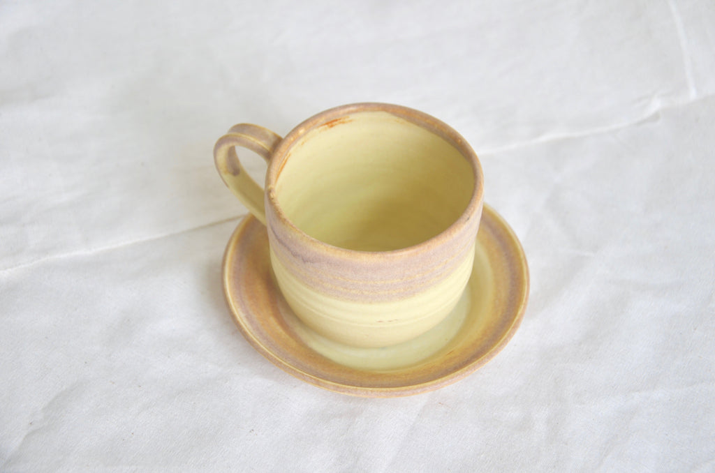 handcrafted homeware tableware gifts - wheel thrown coffee cup