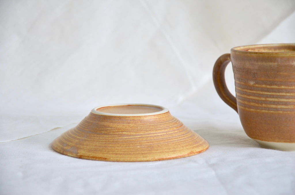Singapore handcrafted gifts for coffee lover - ceramics wheel thrown cup