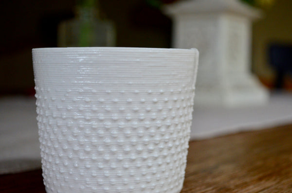 Unique tableware - 3D printed ceramic cups Singapore