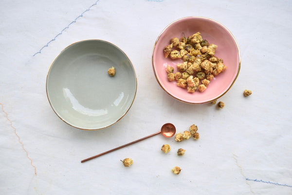 Sindstudio handmade trinket and nibble bowl - Eat & Sip ceramics in Singapore
