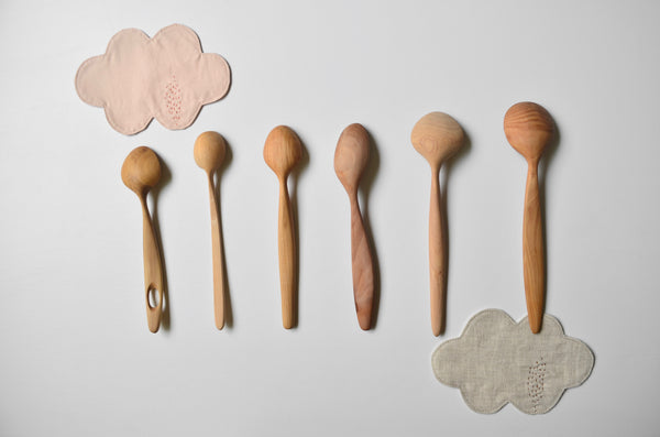 Hand carved wooden spoons Singapore - Eat & Sip