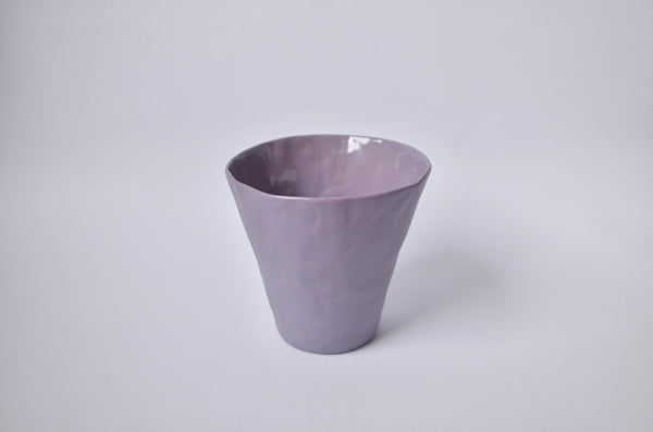 Hand built coiled cup | Unique housewarming gifts