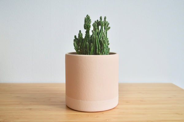Group Partner tanline planters in Singapore - Eat & Sip handmade ceramics