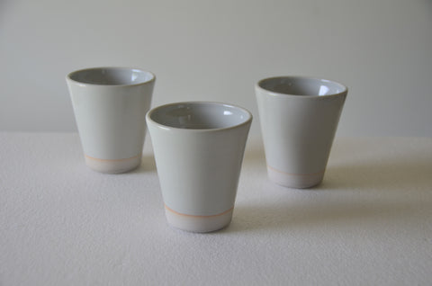 Wedding gift ideas - ceramic handmade coffee mugs