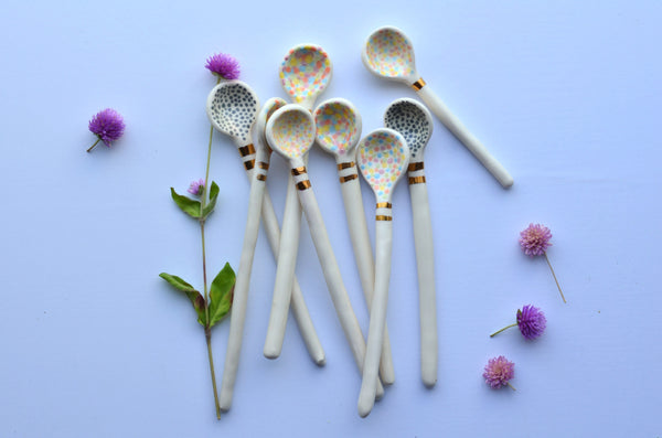 Unique gift ideas spoon | Shop handmade tableware