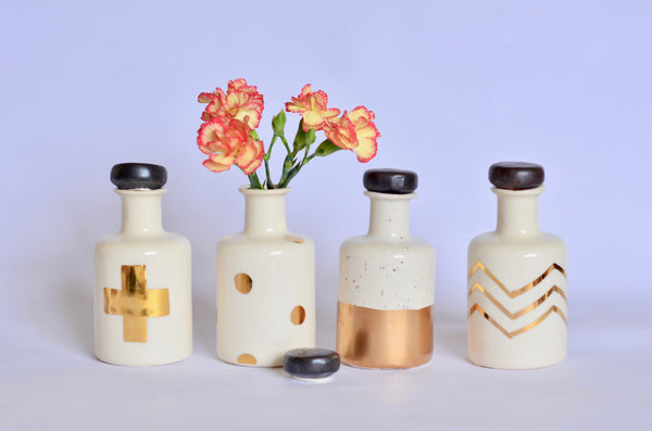 Handmade ceramic vase Singapore - Eat & Sip