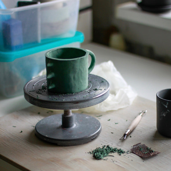 Handmade tableware pottery studio | Eat & Sip