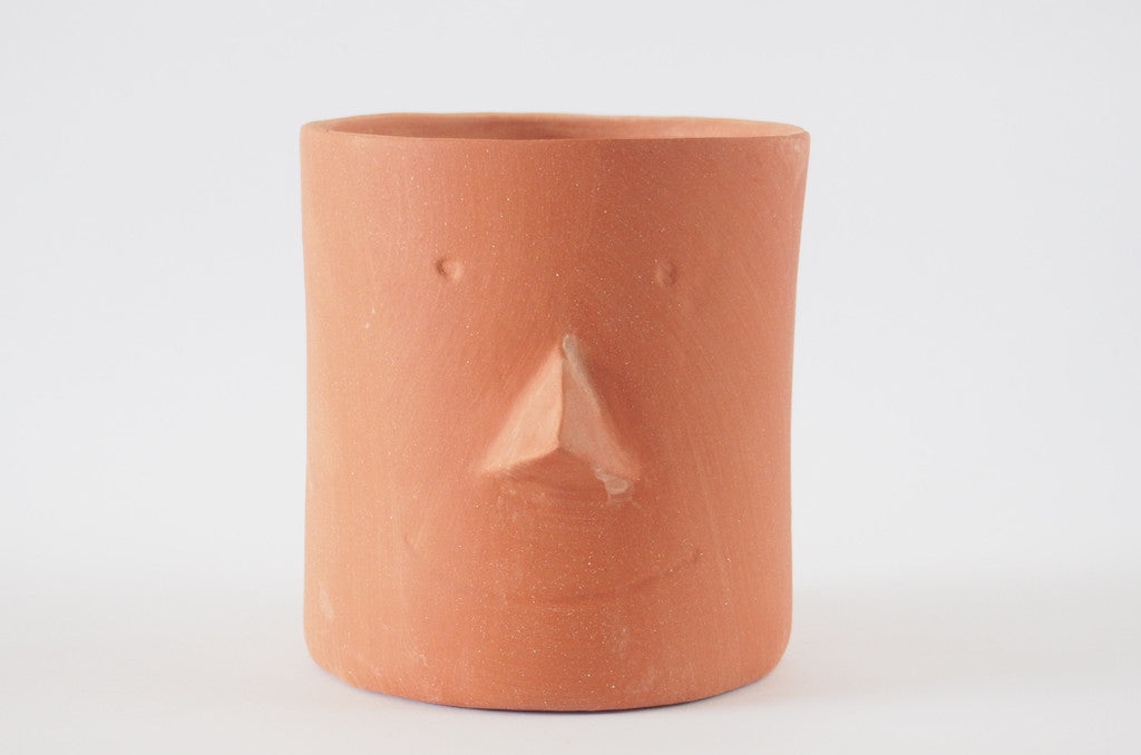 Terracotta planters in Singapore - Eat & Sip