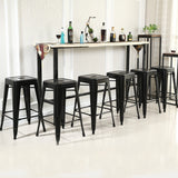 Clayton 26'' Bar Stool  (Set Of 6)