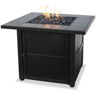 Real flames Gas Fire Pit Table - Clever and Modern Home and office furniture. Pet Furniture