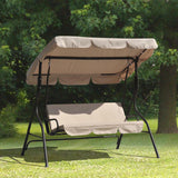 Clever and Modern Outdoor Porch Swing for 3 Seater - Clever and Modern Home and office furniture. Pet Furniture